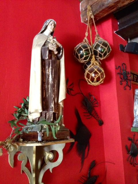 la Guinguette Sainte Vierge