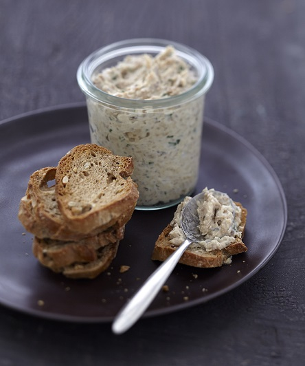 Rillettes sardine blog