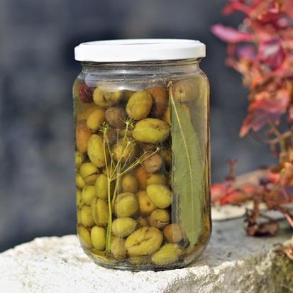 ok olives vertes cassées