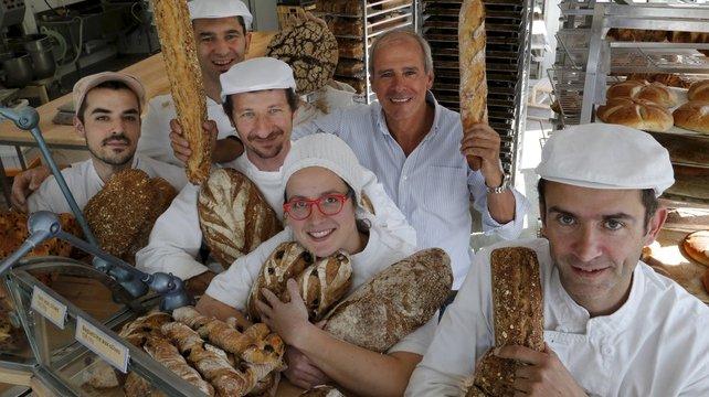 la fabrique à pain