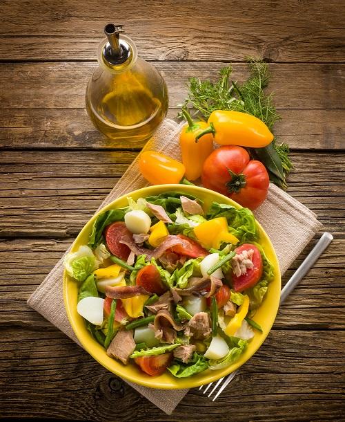 salade nicoise blog