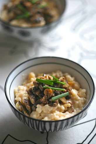 risotto camembert