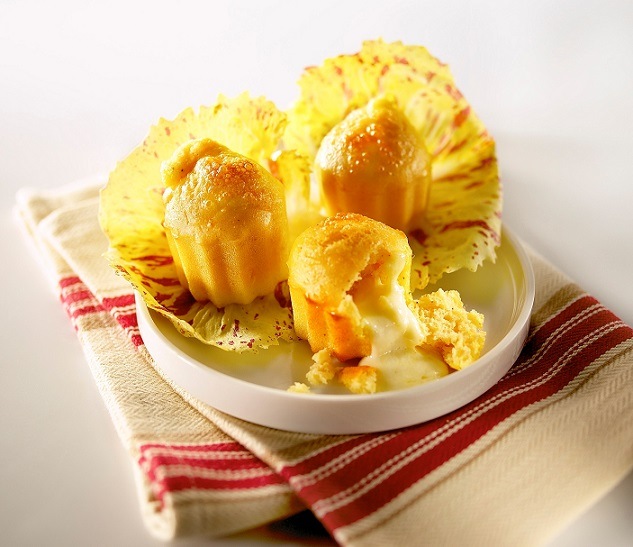 Muffins salés au reblochon