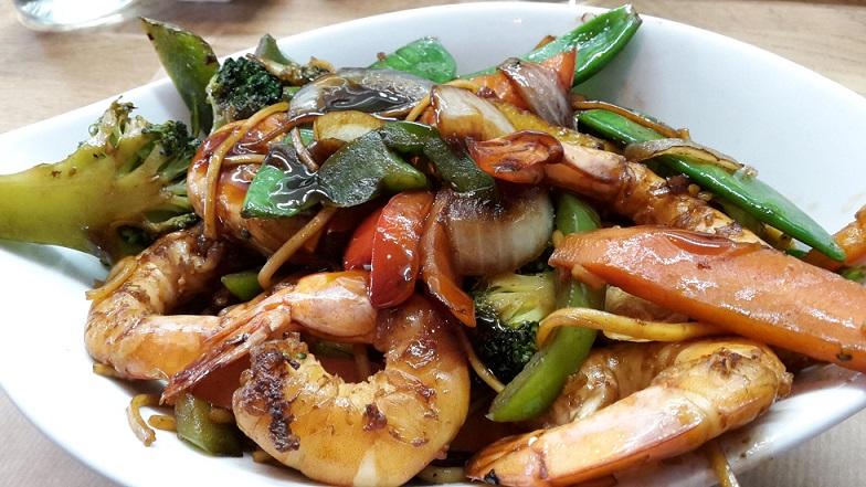 bistrot asiatique nouilles