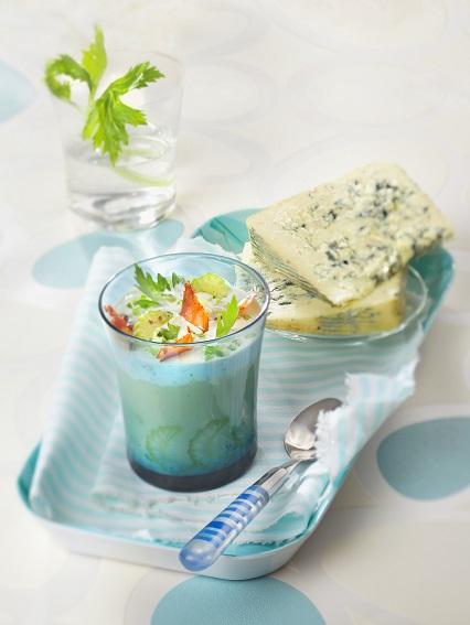 Soupe Celeri Bleu auvergne