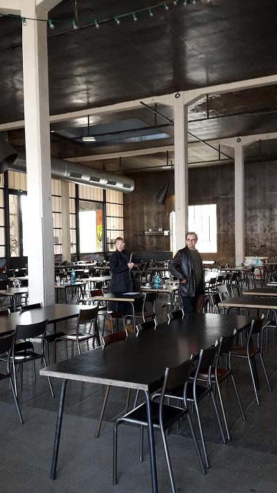 Les grandes tables la friche la belle de mai - Les grandes tables de la friche ...