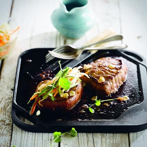 biftecks a lorientale