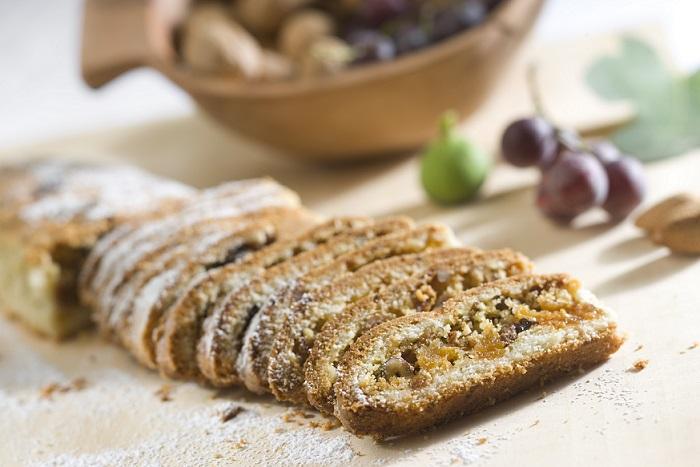 Cake aux figues seches et au pastis