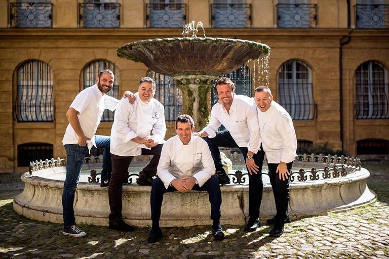 chefs aixois
