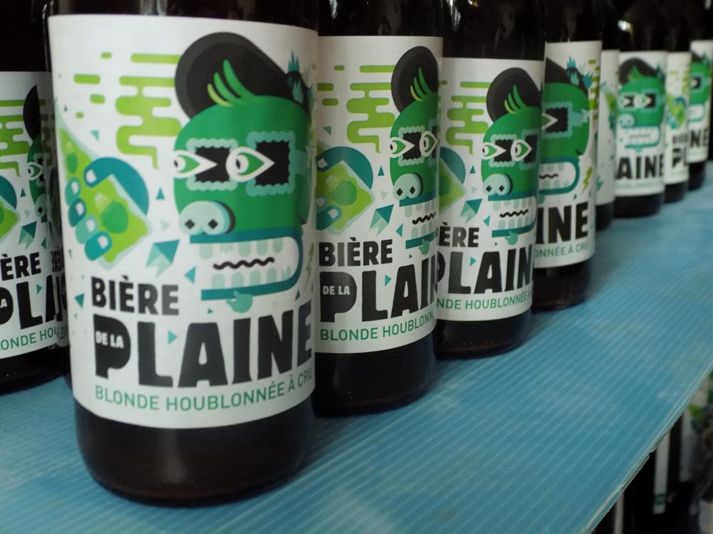 biere de la plaine verte