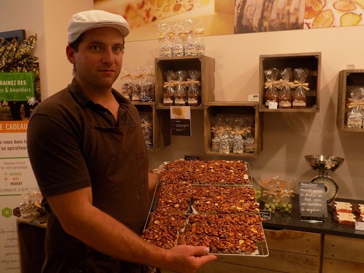 Les nougats silvain de saint didier jusqu 39 aubagne le grand pastis - Nougat silvain freres ...