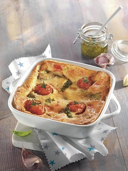 recette clafoutis de legumes