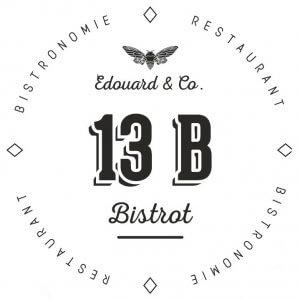 logo Bistrot 13B