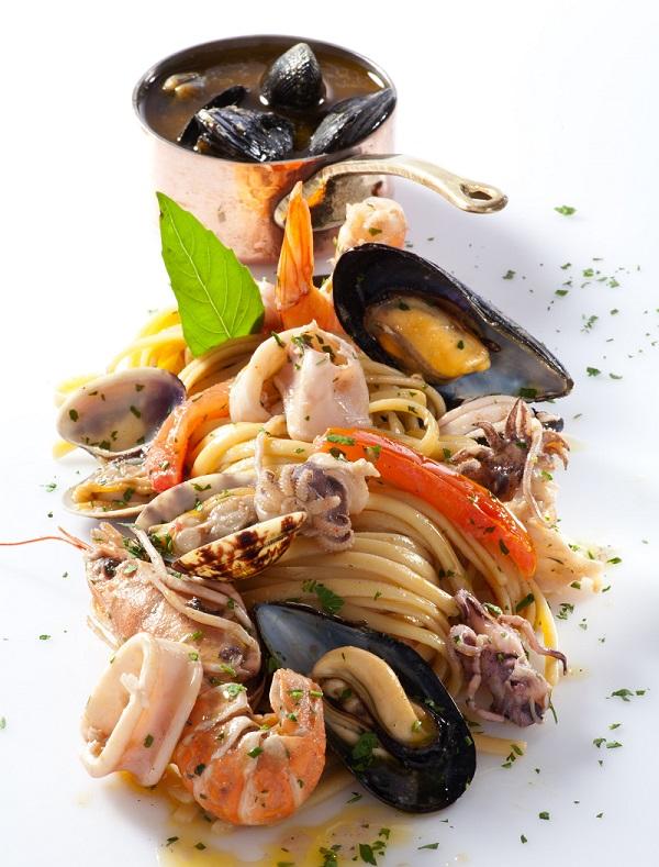 linguine fruits de mer