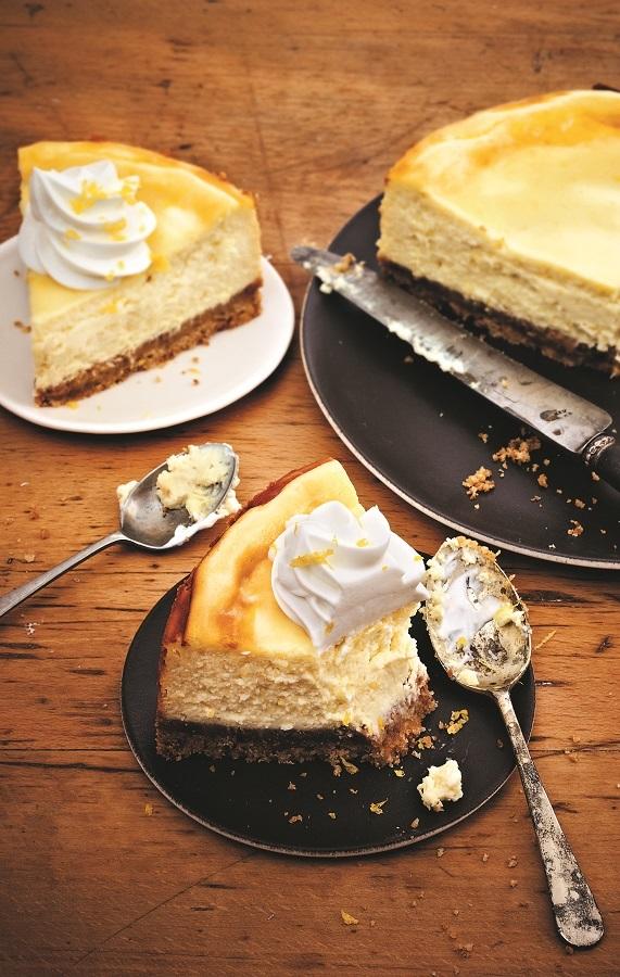 Cheese cake herve cuisine ok