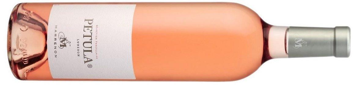 rosé pétula de Marrenon