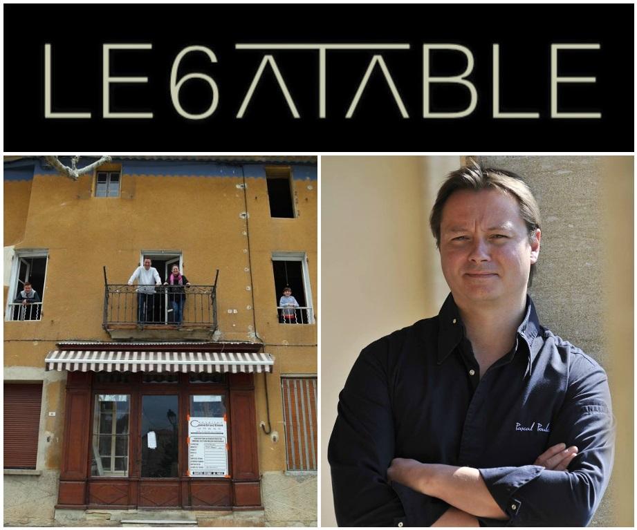Pascal et claire poulain ouvrent un nouveau resto caromb for Restaurant caromb