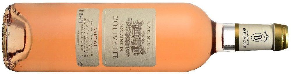 olivette vin rosé