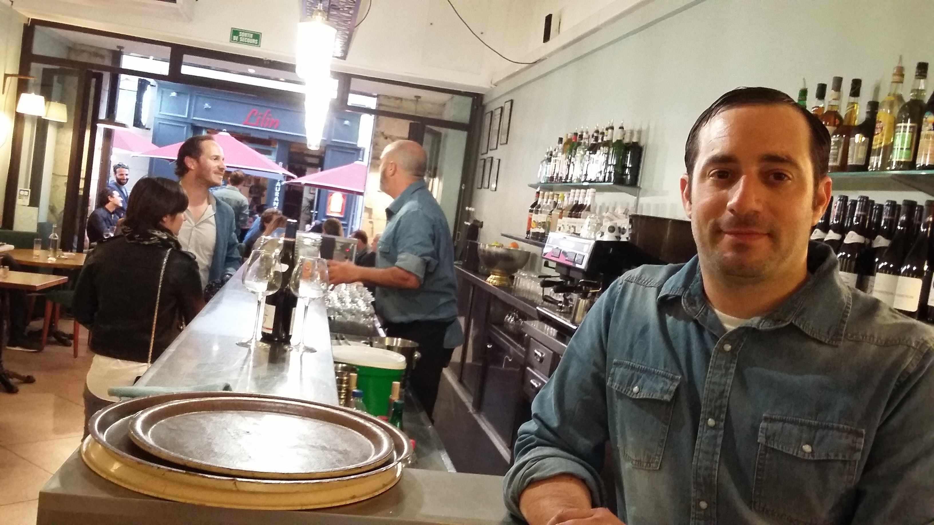 pastis et olives le nouveau restaurant à Marseille rue Sainte