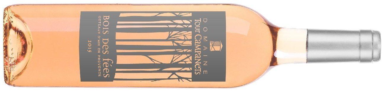 Cuvée Bois des Fées Rosé 2015
