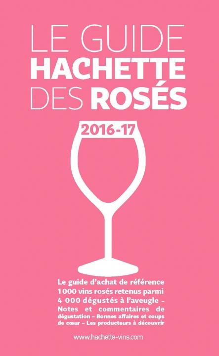 guide hachette des vins rosés le Grand Pastis