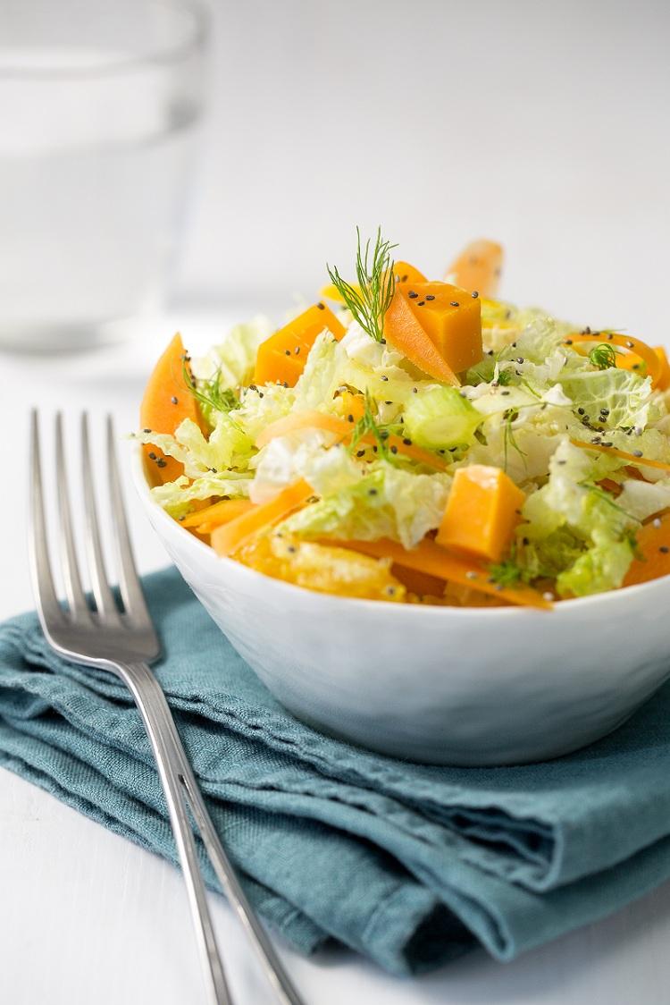 salade de vitamines