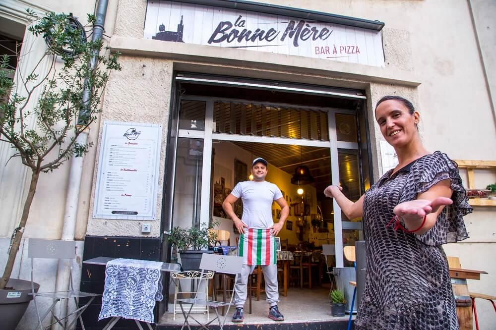 Après un séjour italien, la Bonne Mère prépare sa rentrée