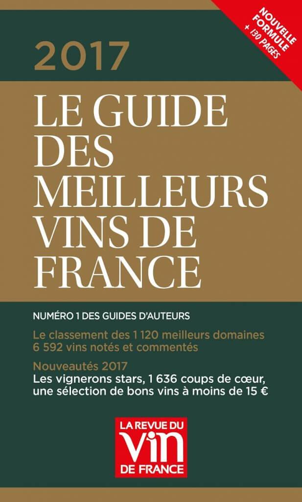 couverture guide des meilleurs vins de France