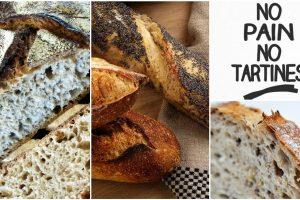 pains divers et variés