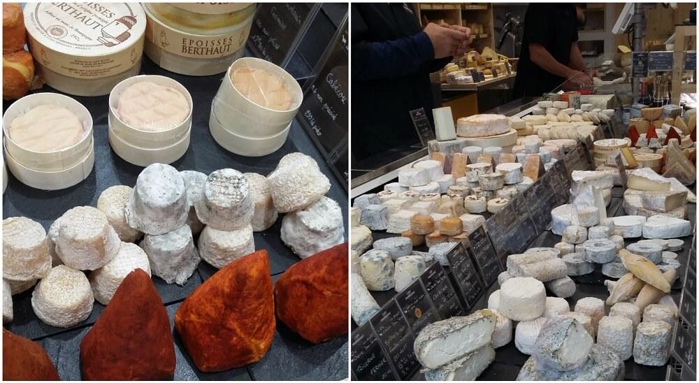 art de la fromagerie fromages