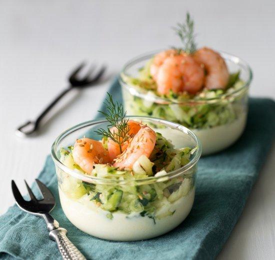 Recette Alexandra Beauvais - Centre Culinaire Contemporain pour le CNIEL