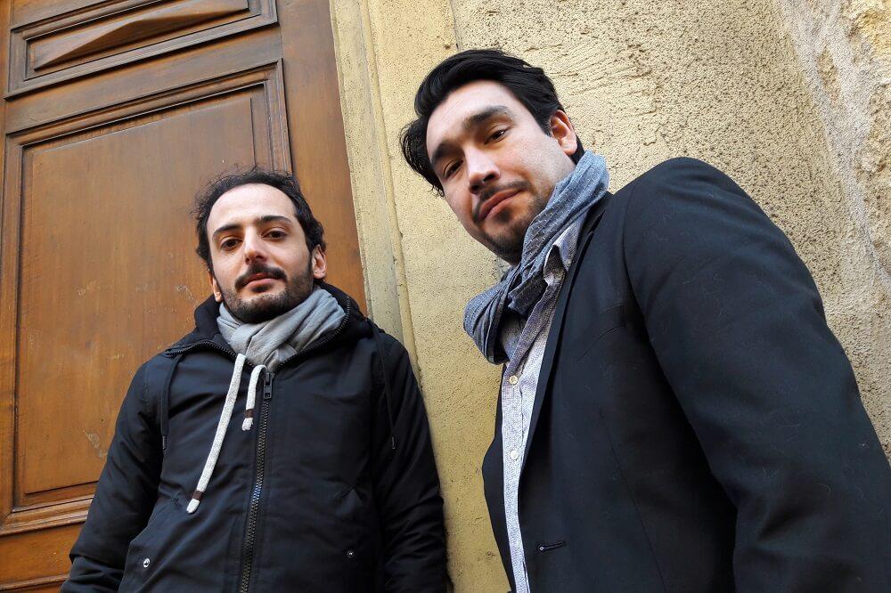 Pedro et Moïze