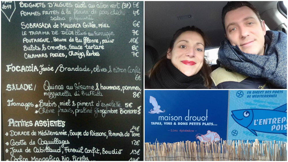 Claire et Julien Drouot