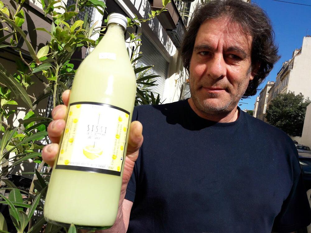 citronnade Sissi