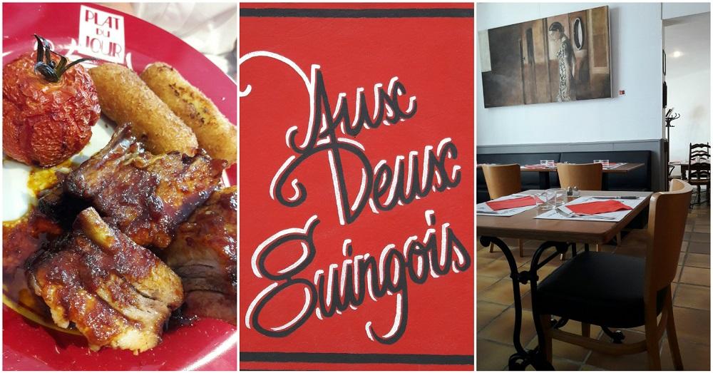 Les deux guingois cuisine familiale au menu d 39 une adresse for Cuisine familiale