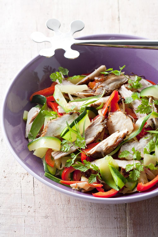 salade de poulet fermier