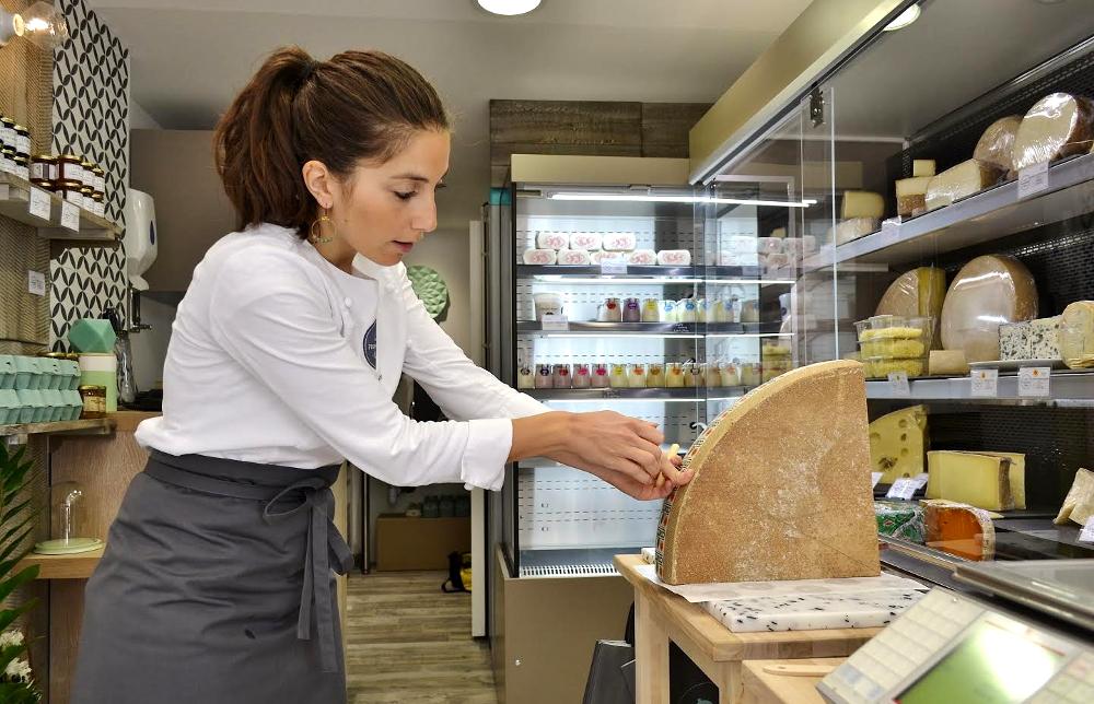 La fromagerie Kalou, la crème de la crème du fromage du 8e