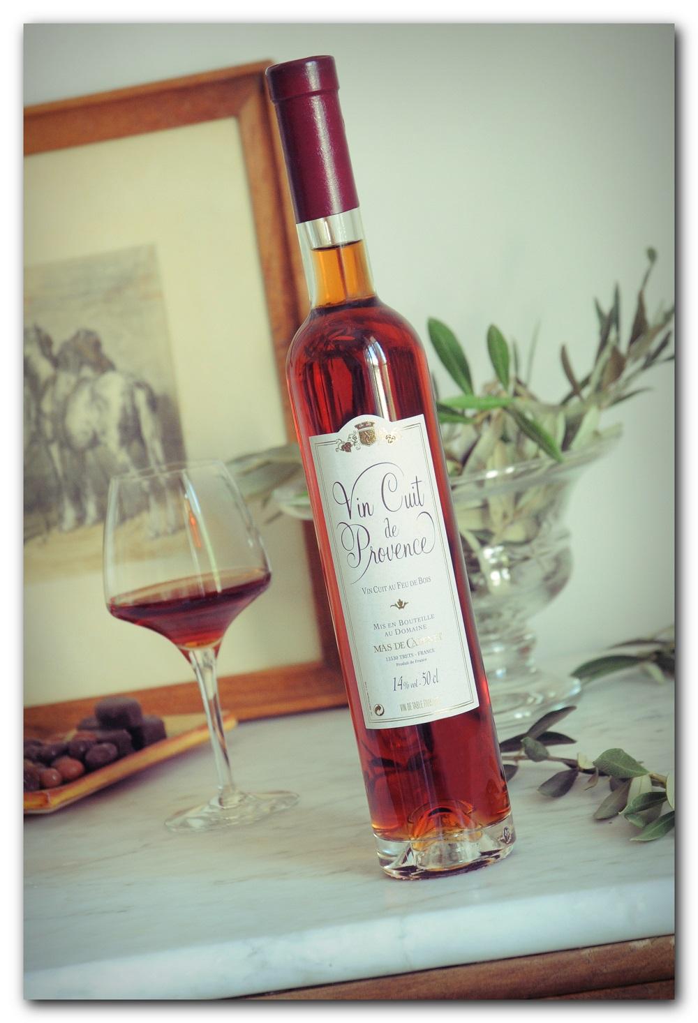 vin cuit de Provence