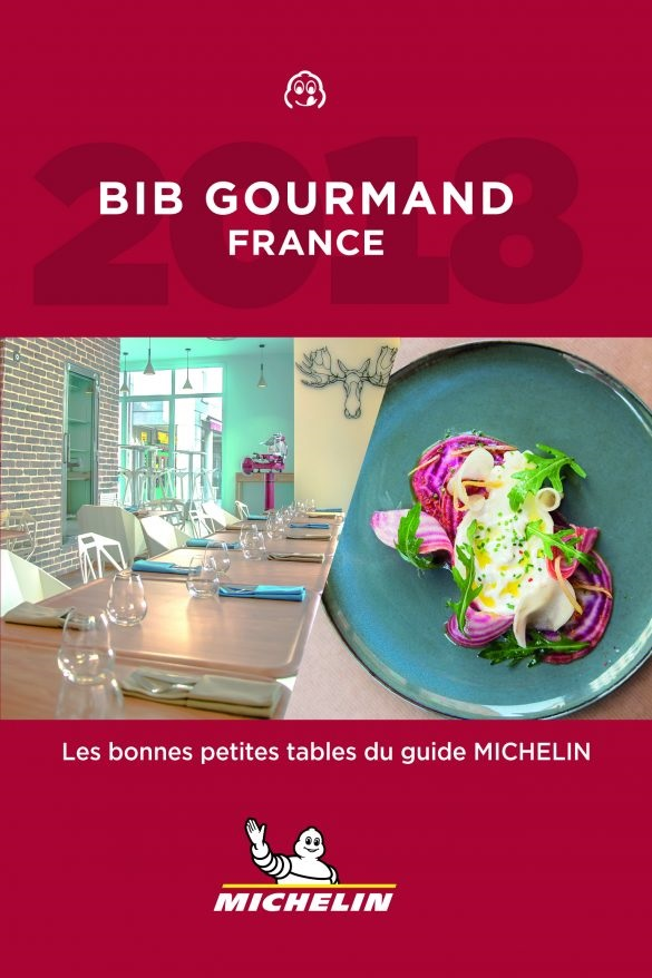 Bibs gourmands 2018 en Provence