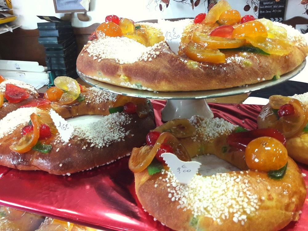 gâteau des rois Ginalski
