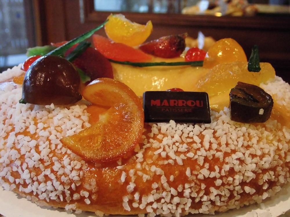 gâteau des rois Marrou