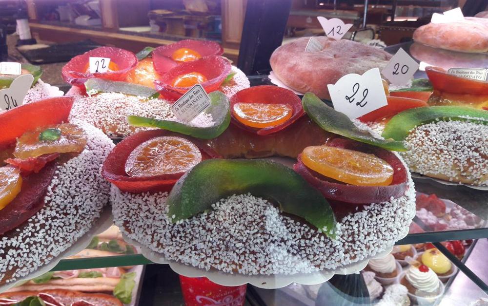 gâteau des rois mandonato