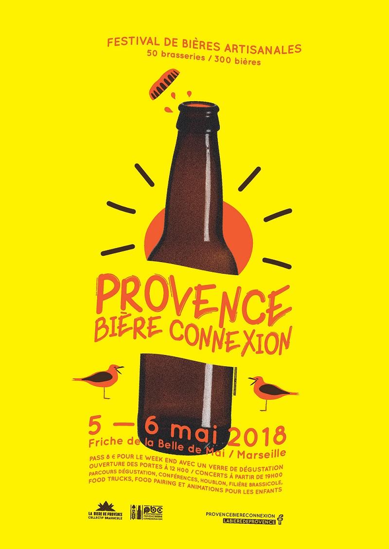 Provence bière connexion 2018