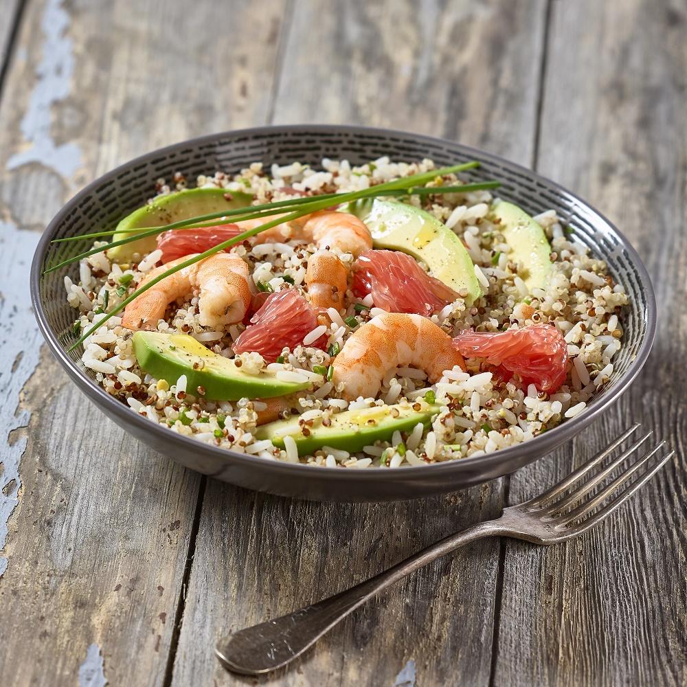 Salade de graines