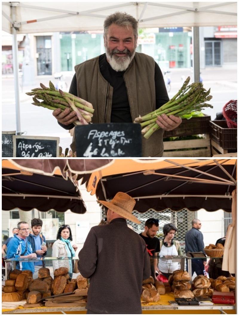 marchés de Marseille