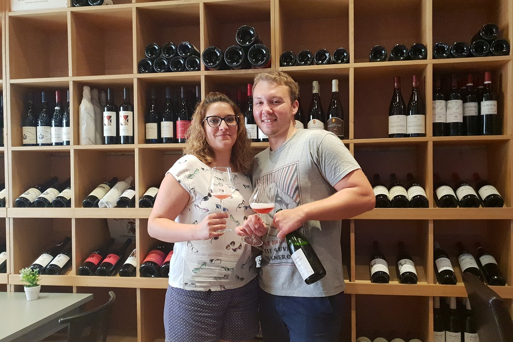 Ampelos avignon bars à vin