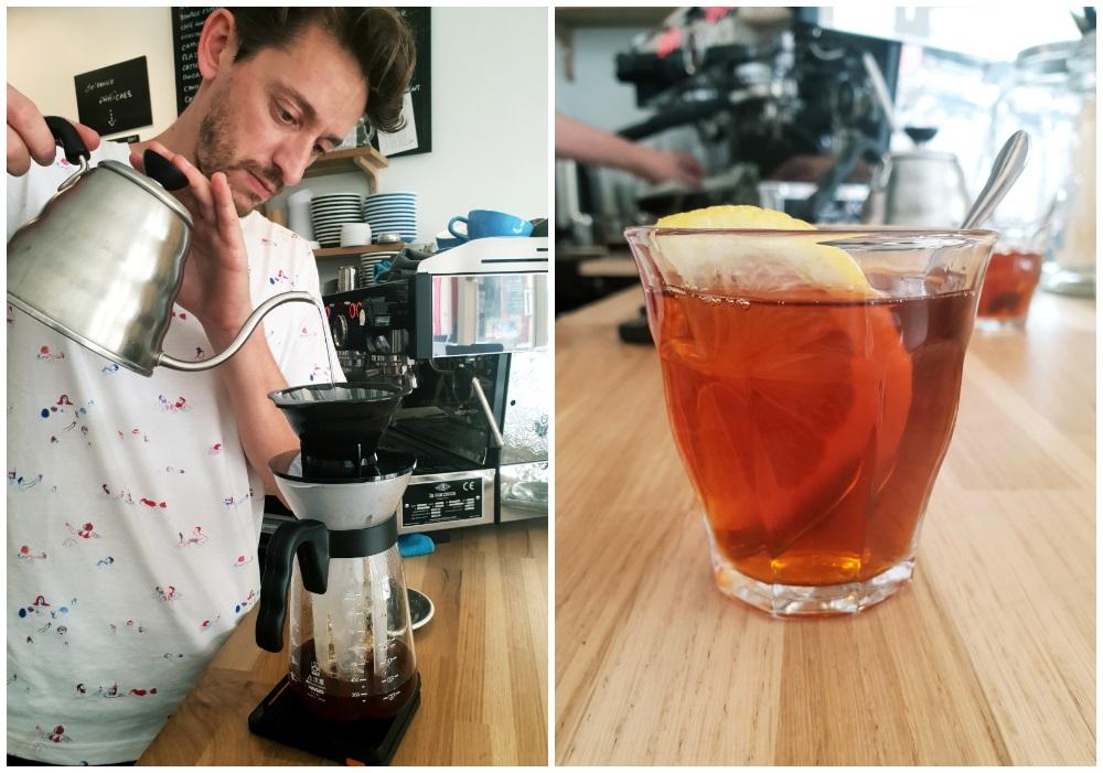 Café Tulipe ambiance