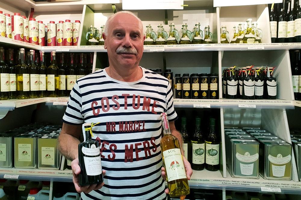 Jean-Luc Vernet huile d'olive