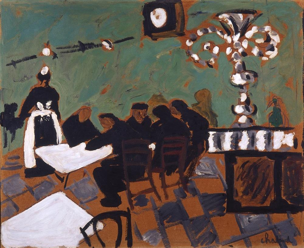 Chabaud De la table au tableau
