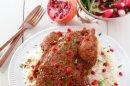 poulet à l'iranienne